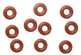 Kyosho ORG03R DIS Silicone O-Ring P3-Red
