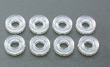 Kyosho ORG03X Grooved O-Ring P3-for oil shock8pcs