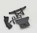 Kyosho TR10B Bumper-Rear Body Mount Set