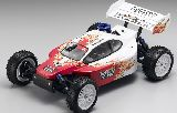 Kyosho TRB03 Completed Body Set WHITE-TR15
