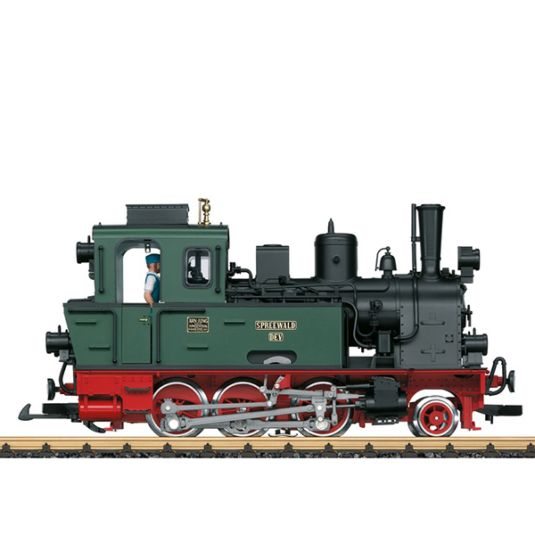 LGB 24742 DEV Spreewald Steam Locomotive