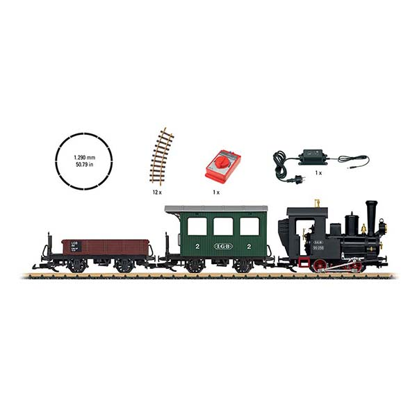 LGB 70502 Branch Line Train Starter Set