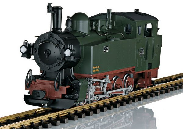 LGB 20481 Saxon State Railroad Class VI K Steam Locomotive