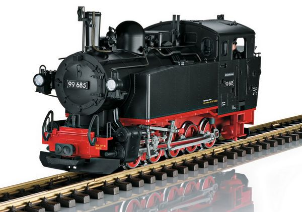 LGB 20482 DR Steam Locomotive