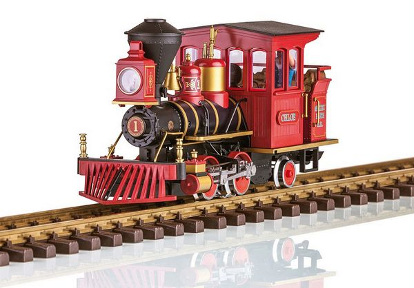LGB 23131 Grizzly Flats CHLOE Steam Locomotive