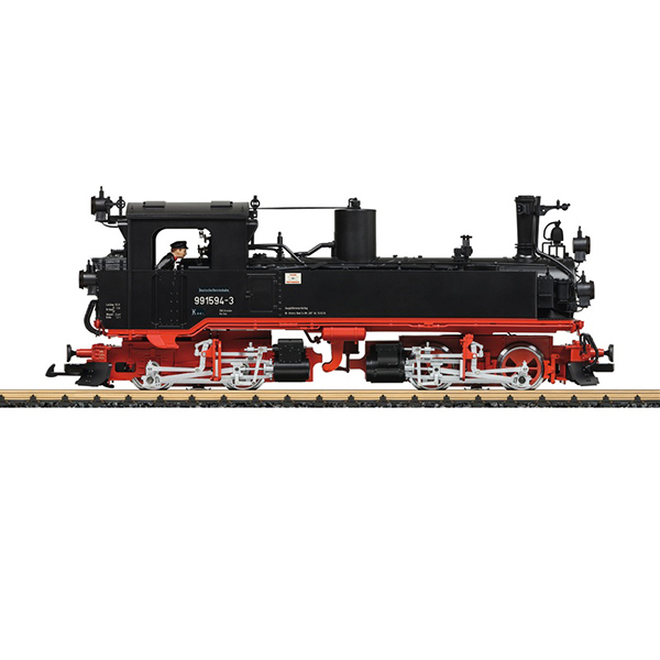 LGB 26844 Steam Locomotive Road Number 99 1568-7