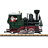 LGB 20215 Stainz Christmas Locomotive