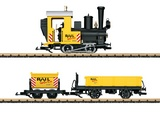 LGB 70503 Construction Site Train Starter Set 230 Volts