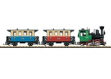 LGB 72307 Passenger Train Starter Set 120 Volts