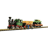 LGB 72403 Freight Train Starter Set
