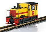 LGB 27631 Coca-Cola Diesel Locomotive