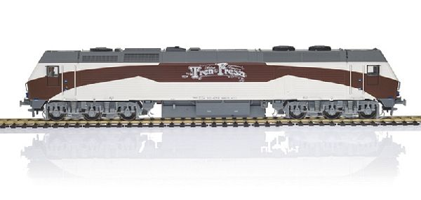 Mabar 58808 Diesel Locomotive 333.407 Tren de la Fresa with Sound DCC