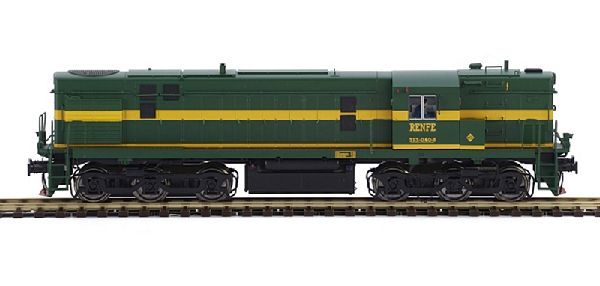 Mabar 81310 Diesel Alco Locomotive 1329 with Sound DCC