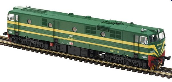 Mabar 81512 Diesel Locomotive 19904 with Sound DCC