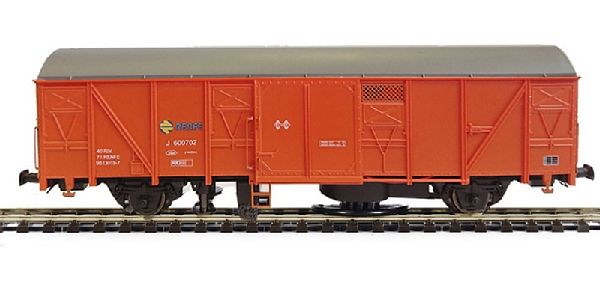 Mabar 81805 Cleaner Wagon RENFE with Auxiliary Service