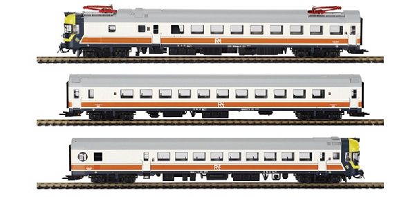Mabar 84325 3 Unit Railcar UT432 with Sound DCC
