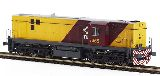 Mabar 81314 Diesel Alco Locomotive 654 of the TBA with Sound DCC