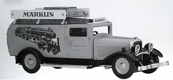 Marklin 19043 Marklin Model Delivery Truck Replica