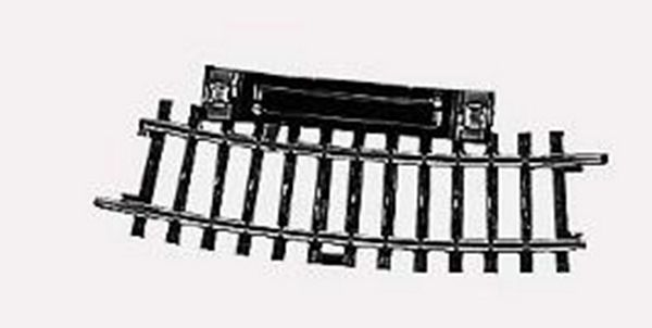 Marklin 2229 Curved Circuit Track