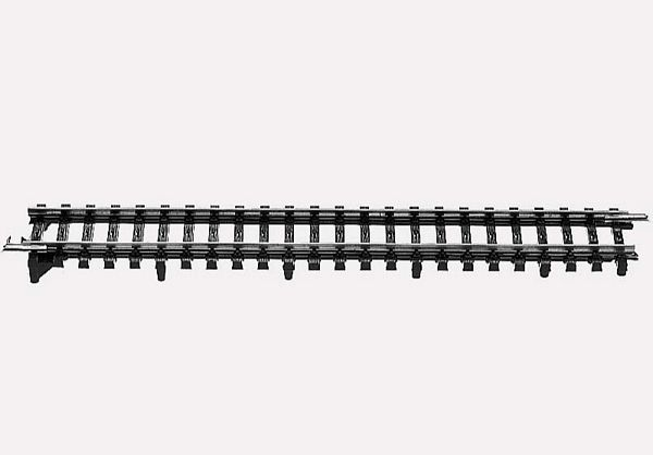 Marklin 2291 Adapter Track for M Track 2pk