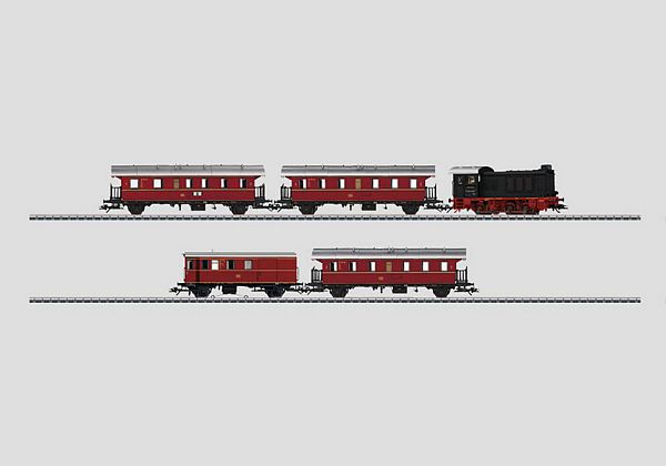 Marklin 26577 Commuter Service Train Set