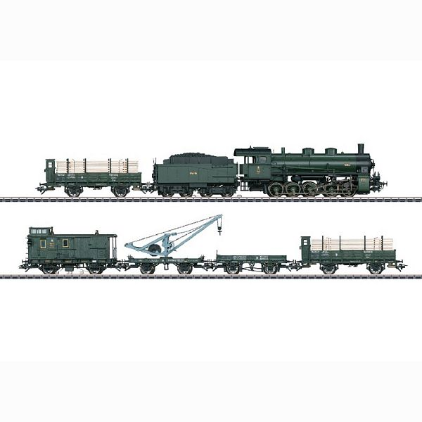 Marklin 26603 Bavarian Freight Train Train Set