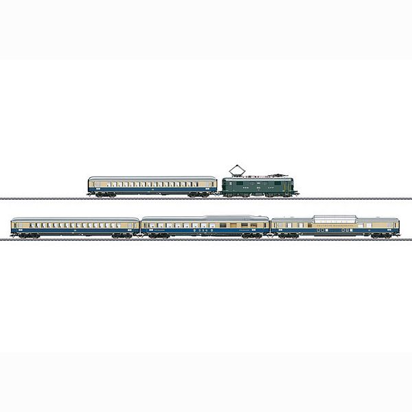 Marklin 26604 Rheingold TEE Express Train