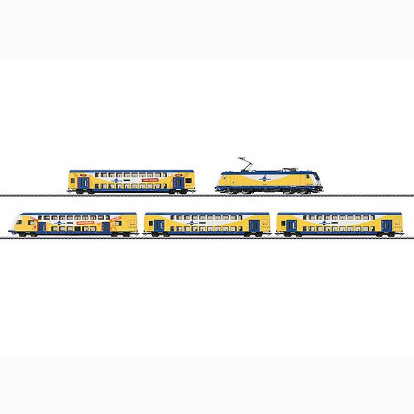 Marklin 26611 Metronom Bi-Level Commuter Train