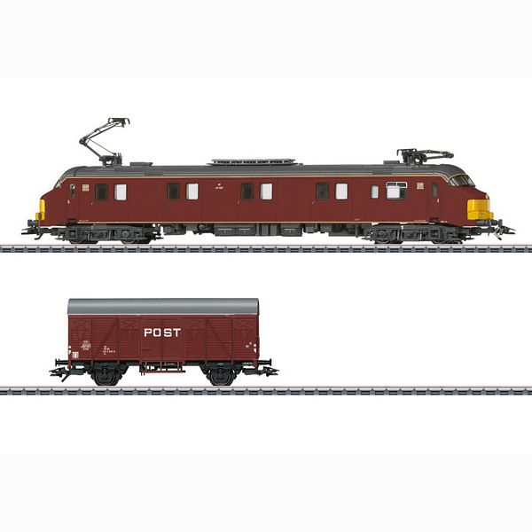 Marklin 26613 Class mP 3000 Postal System Electric Powered Rail Car