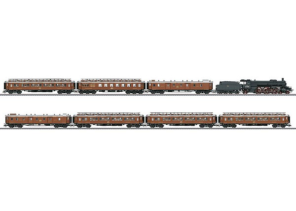 Marklin 26922 Orient Express Train Set