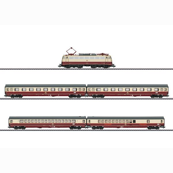Marklin 26983 Rheingold Offshoot Train Train Set