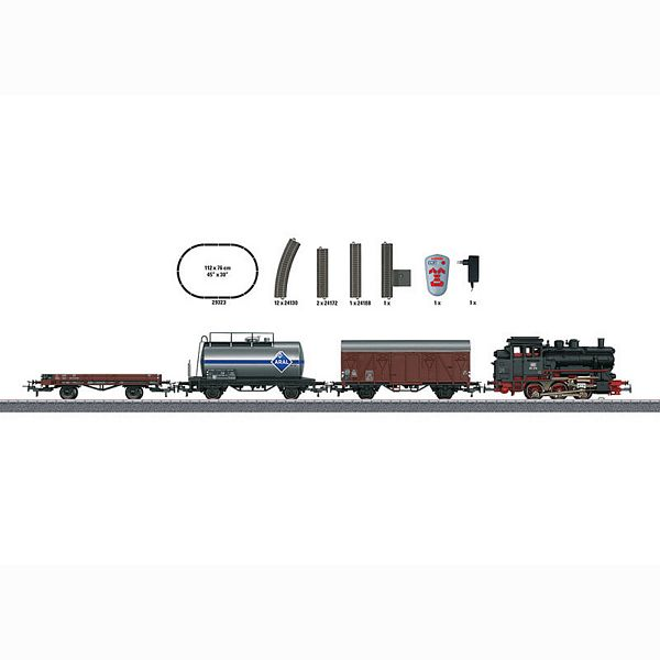 Marklin 29323 Freight Train Starter Set