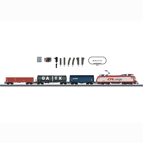 Marklin 29351 Benelux Digital Starter Set