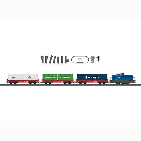 Marklin 29452 Container Train Starter Set
