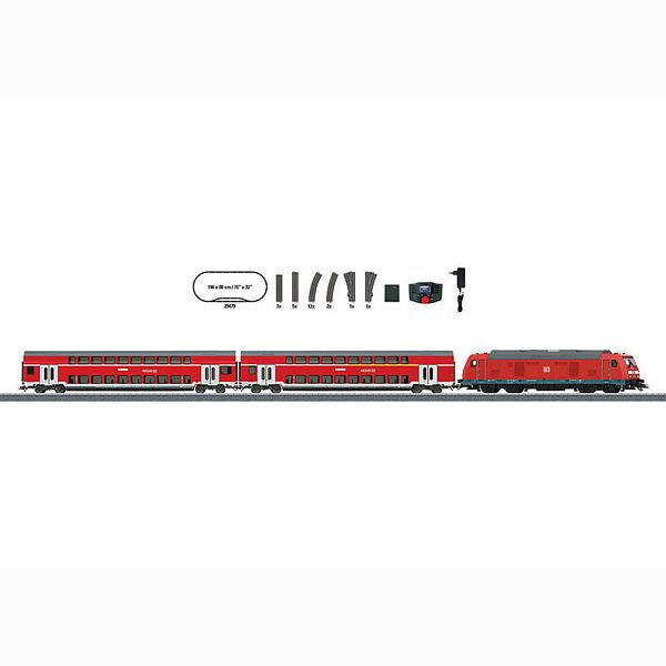 Marklin 29479 Regional Express Digital Starter Set