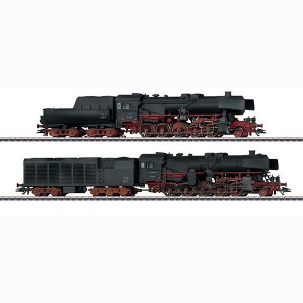 Marklin 31031 DB Class 52 Steam Locomotives