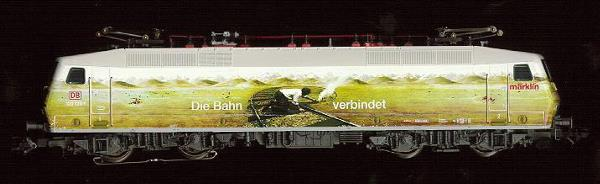 Marklin 37532 Teun Hocks artistic Locomotive
