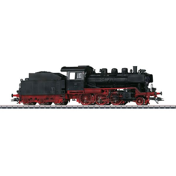 Marklin 36246 Class 24 Steam Locomotive with a Tender