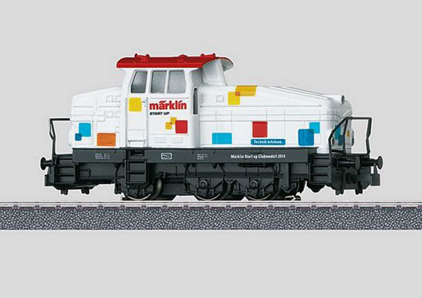 Marklin 36503 DHG 500 Start Up Diesel Locomotive