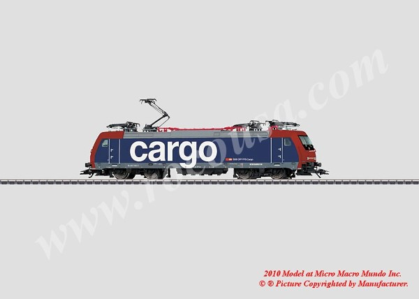 Marklin 36606 Electric Locomotive Serie 482 SBB-CFF-FFS