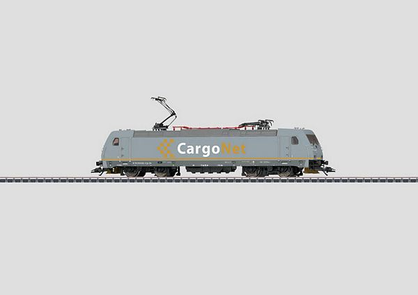 Marklin 36611 Electric Locomotive Litra 119 CargoNet