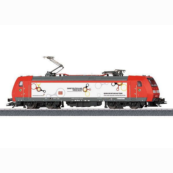 Marklin 36623 DB AG class 1460 electric locomotive