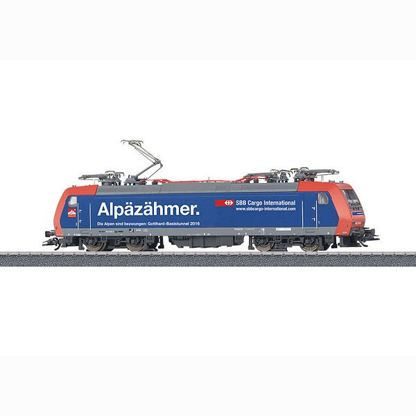 Marklin 36627 SBB Class 482 Electric Locomotive