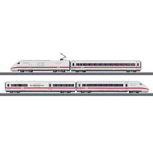 Marklin 36712 ICE 2 High-Speed Train