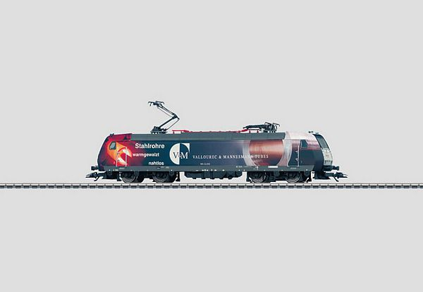 Marklin 36838 Electric Locomotive BR 185 Veolia