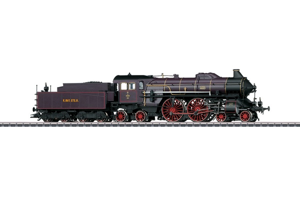 Marklin 37018 Class S 26 Steam Express Locomotive
