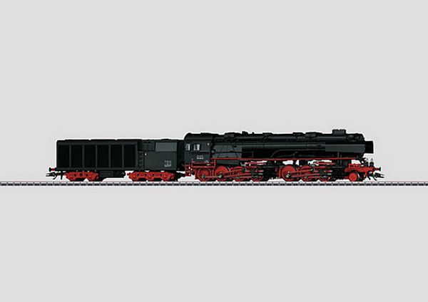 Marklin 37020 Freight Steam Locomotive with a Condensation Tender