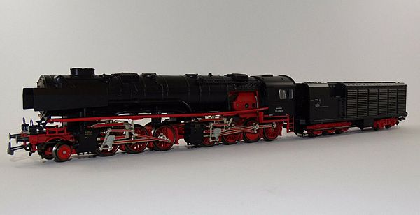 Marklin 37029 Steam Locomotive BR 53K Cutaway Model DB