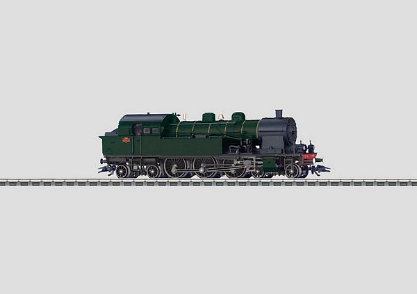 Marklin 37075 Tank Locomotive Serie 232 TC SNCF