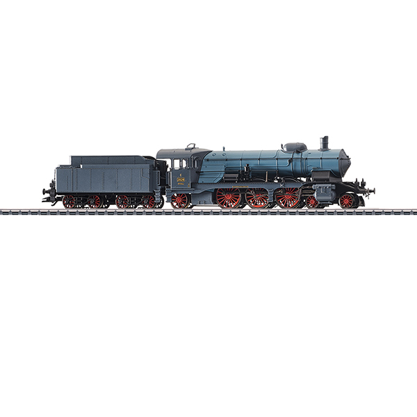 Marklin 37118 Class C Express Locomotive with Tender